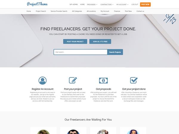 ProjectTheme