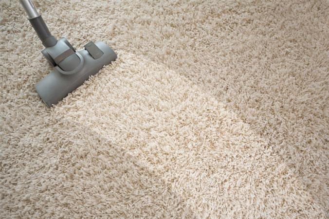 Reinigung nach Winter - Teppiche und Vorhänge waschen
